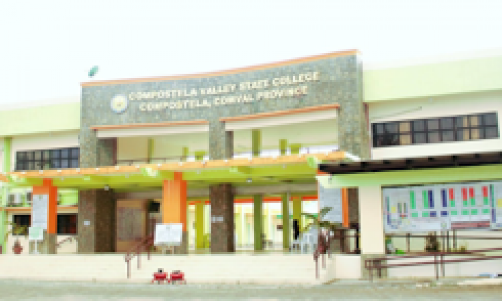 AACCUP Welcomes a New Family Member: Compostela Valley State College